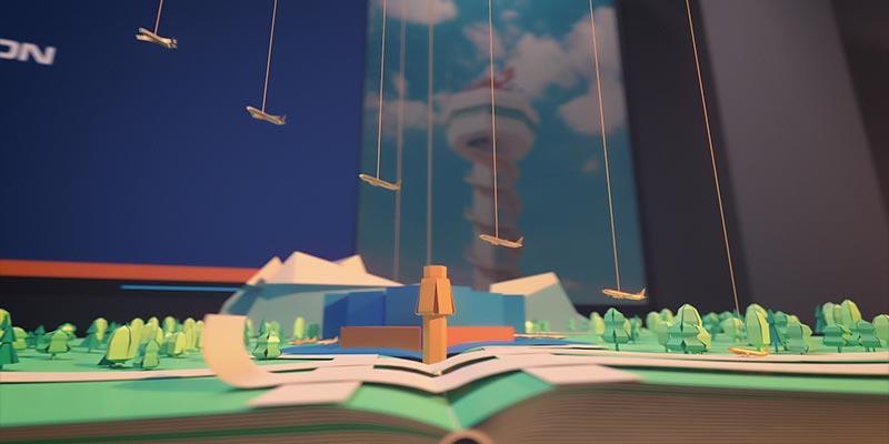 3D Freelance Motion Designer Bristol UK Space Laser Cinema 4D Redshift