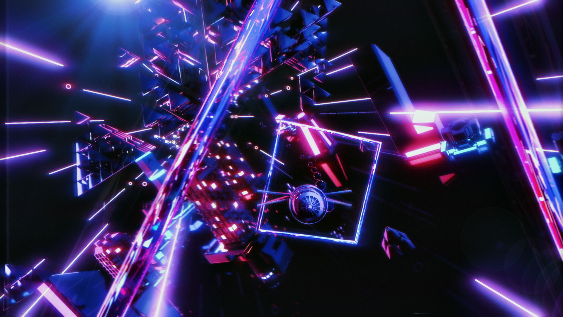 3D Freelance Motion Designer Bristol UK Space Laser Cinema 4D Redshift