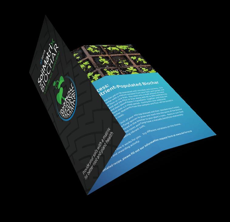 AirTerra Brochure Print Design