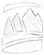 Trail Guide WebWorks - Demonstration - Initial Logo Sketch