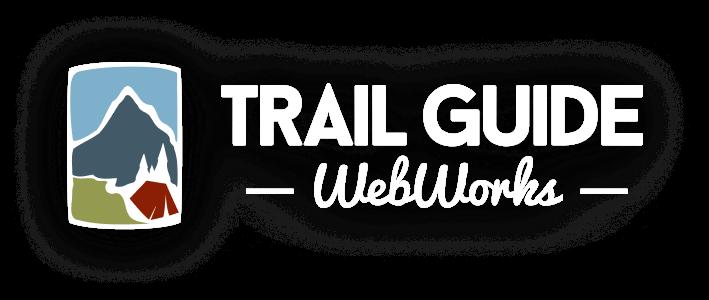 Trail Guide WebWorks Logo