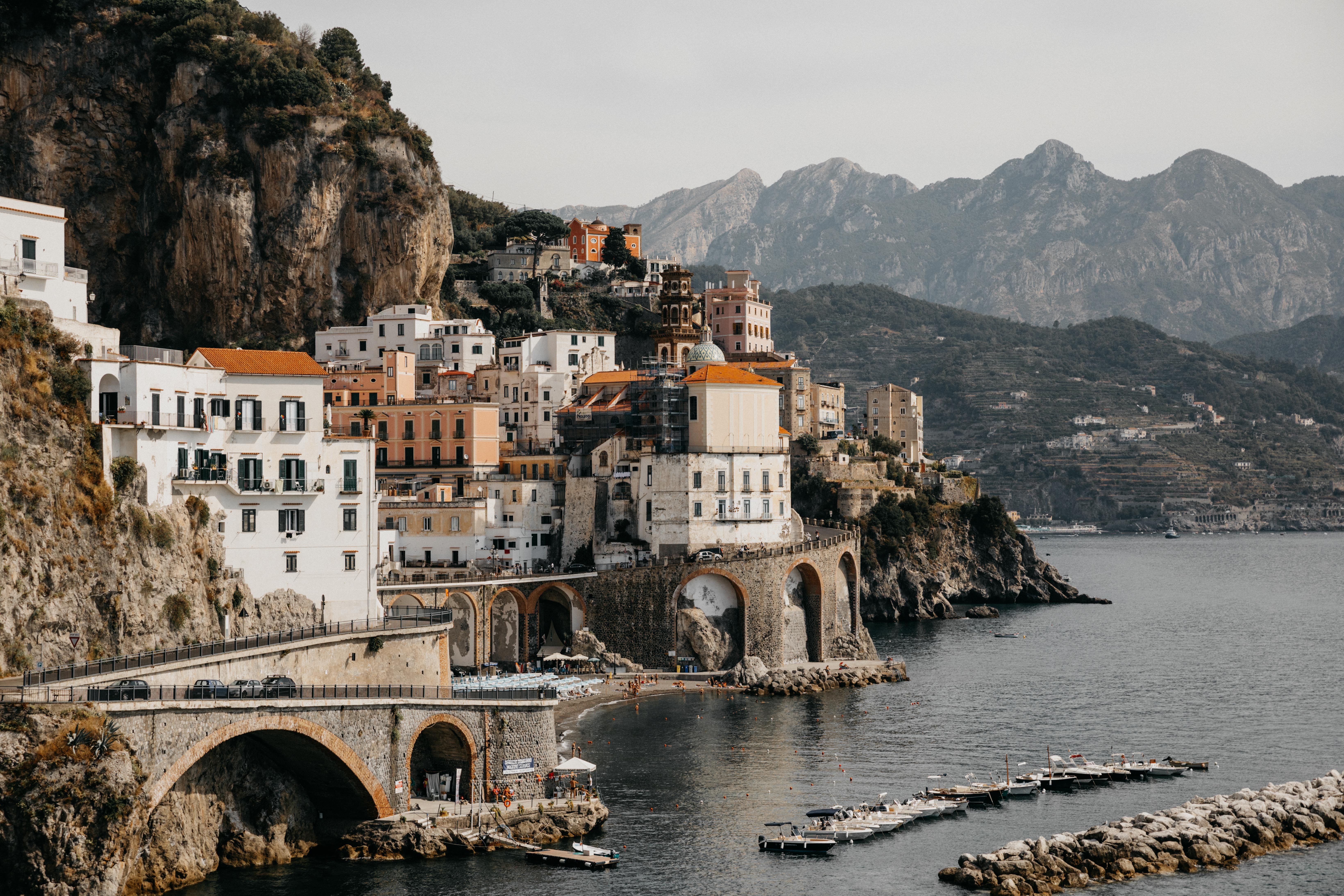 Italy Amalfi Coast Alexandra Adoncello, for a Q&A with Travis.