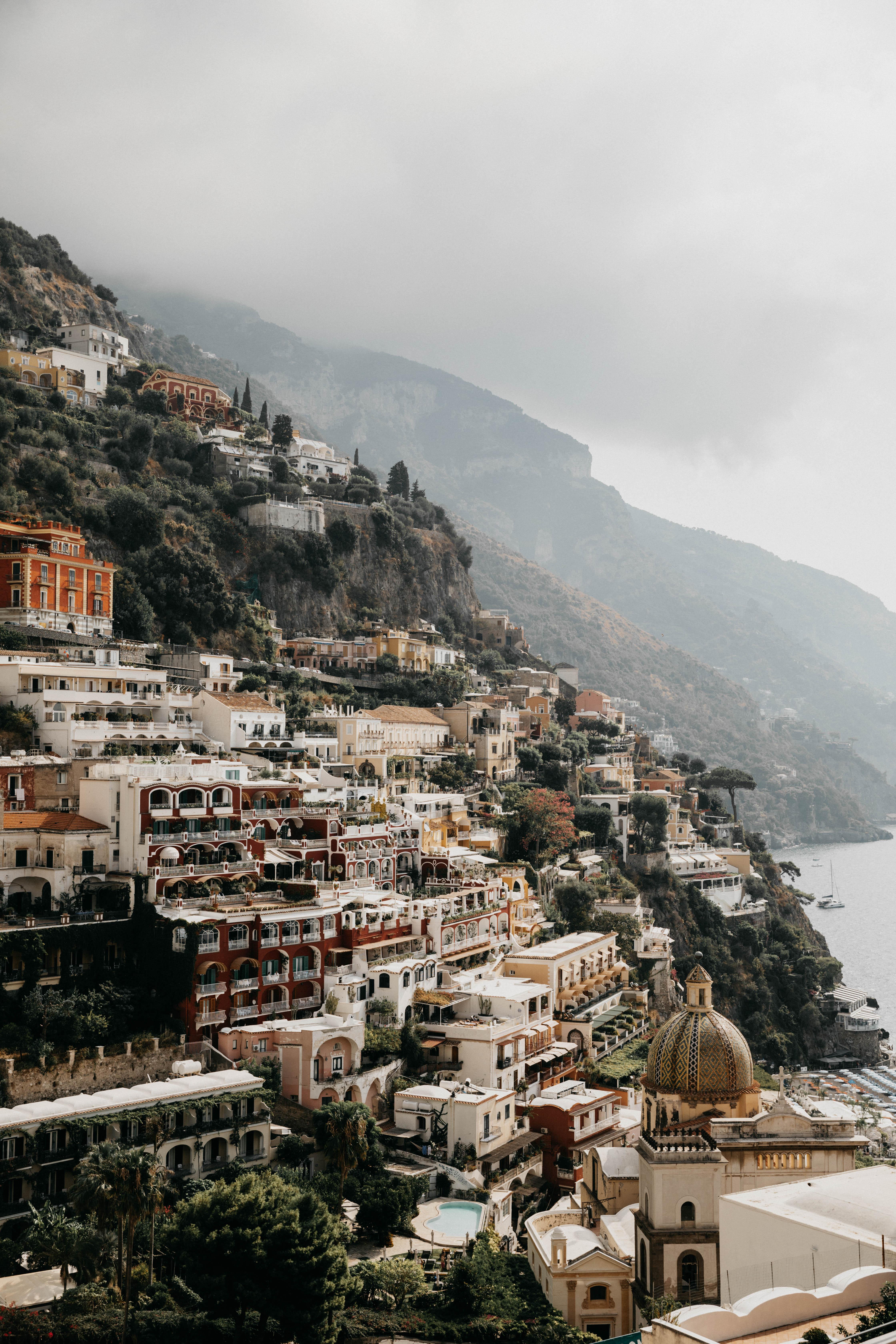 Italy Amalfi Coast by Alexandra Adoncello