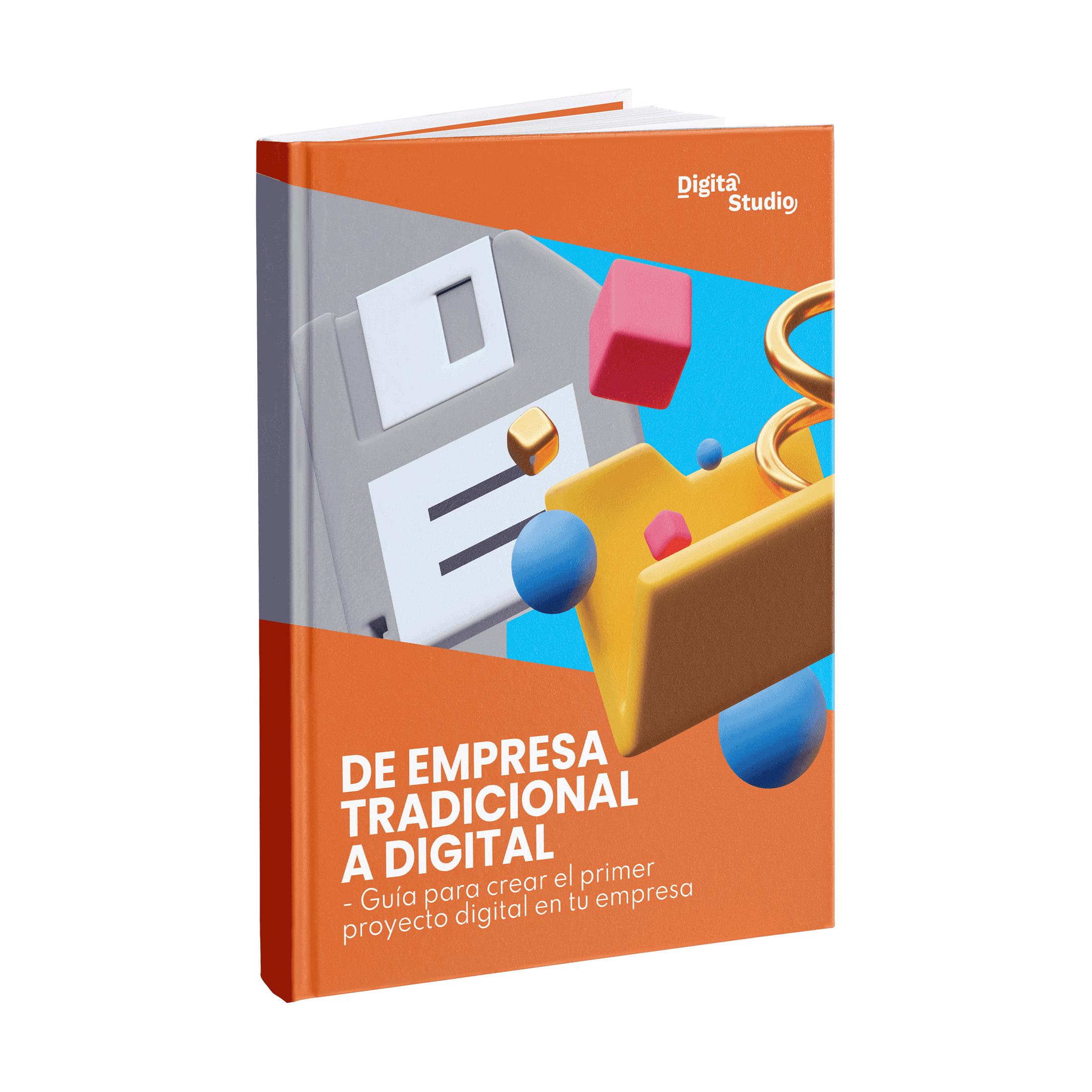 Ebook de Empresa Tradicional a Digital
