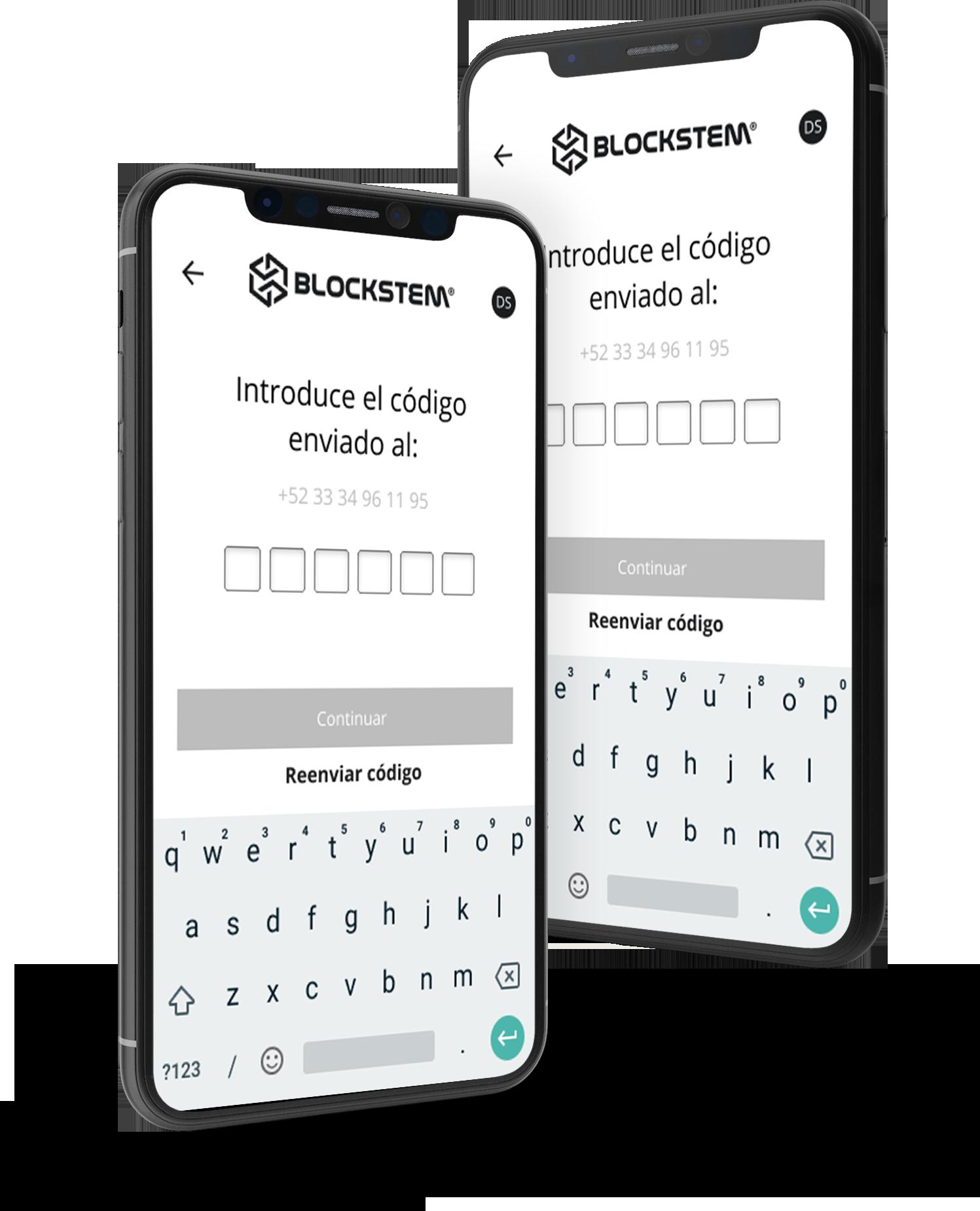 Identificación de usuarios con SMS
