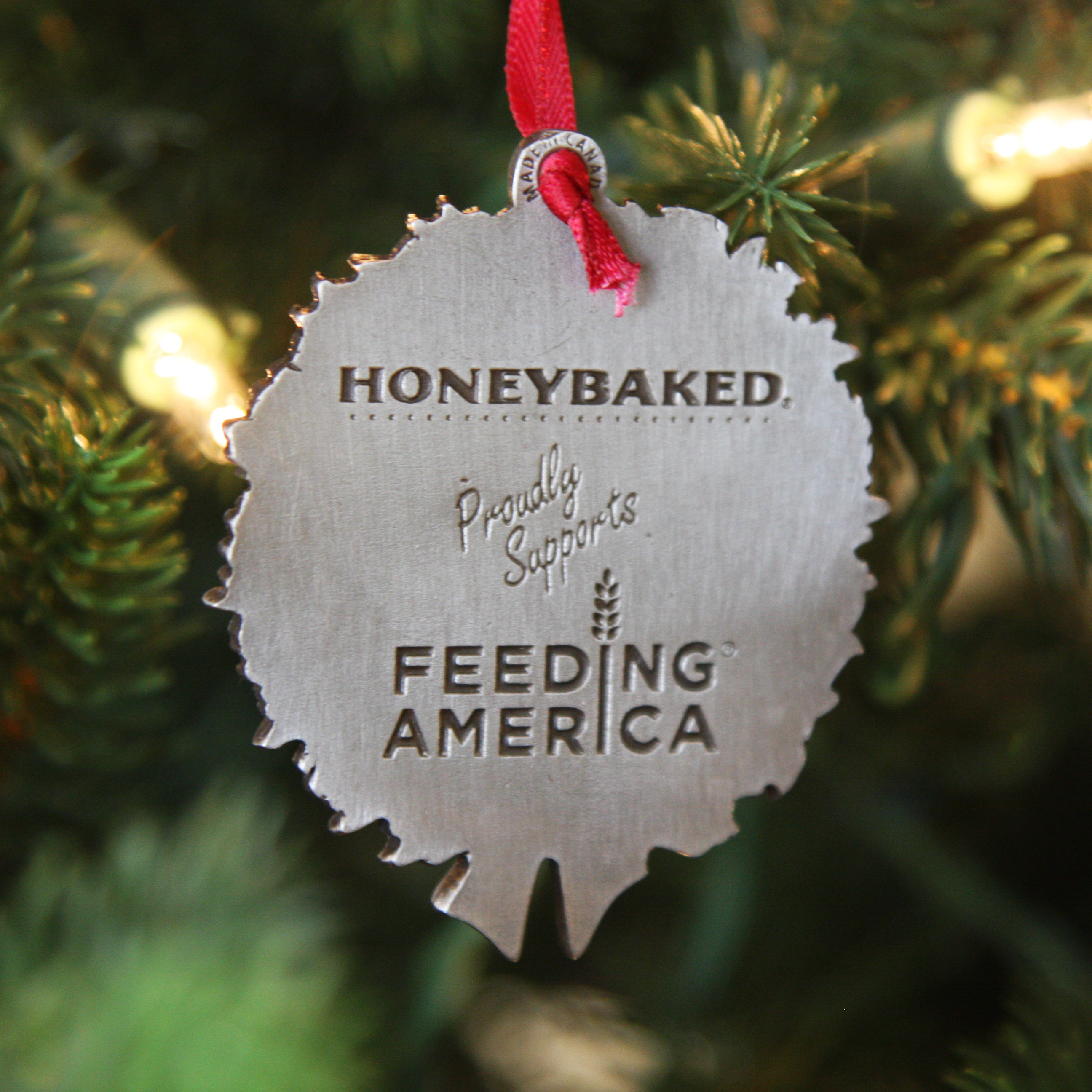 Honeybaked Hame Feeding America Photography Example