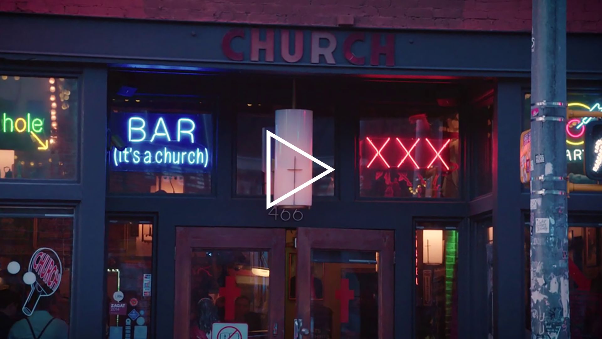 How Atlanta's Grant Henry became Sister Louisa - Church on Edgewood Ave - KPKinteractive Video Example
