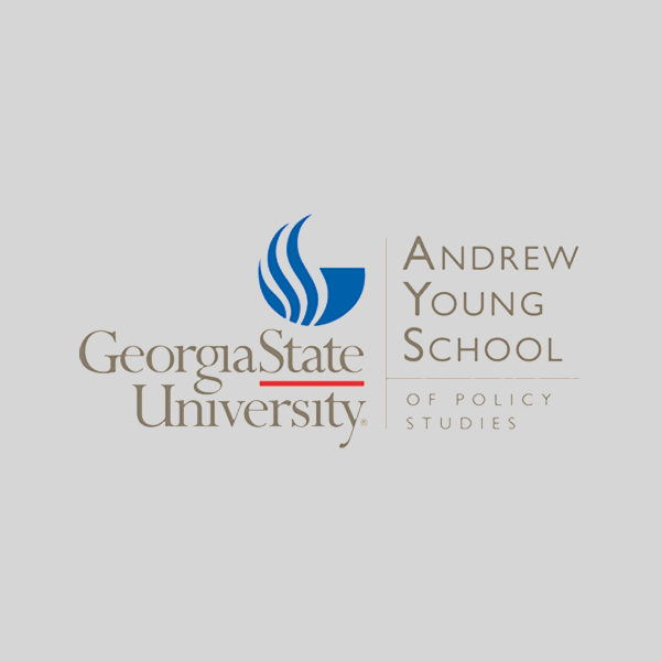 Georgia State University Andrew Young School of Policy Studies Logo