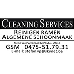 Cleaning Services Stefan Van Puymbroeck