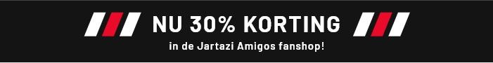 Jartazi fanshop Amigos Zoersel