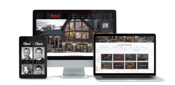 Rahill Real Estate Website