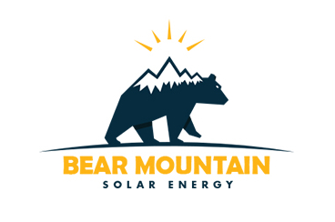 Bear Mountain Solar Logo
