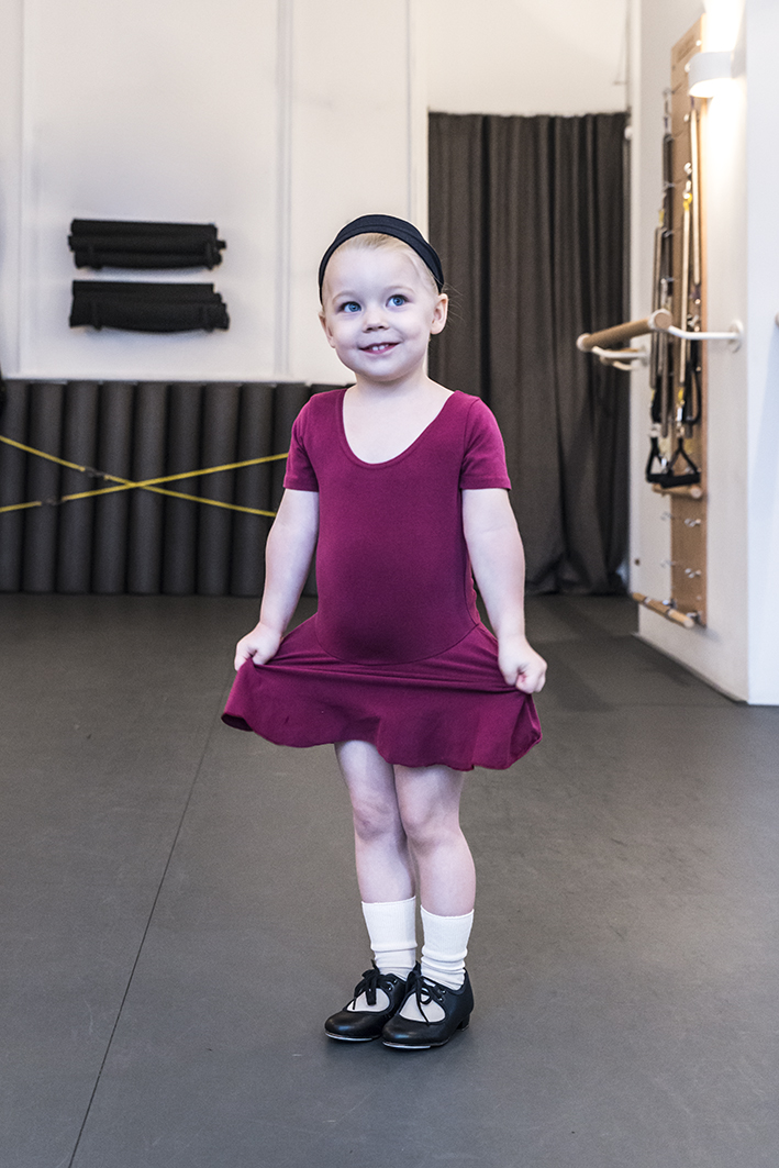children's dance uniform