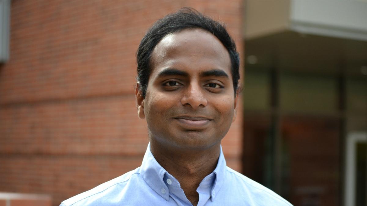 Picture of Raghu Meka
