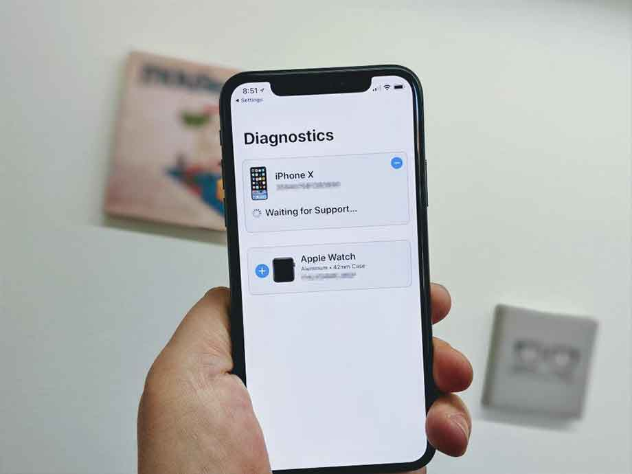 iPhone Diagnosis Service