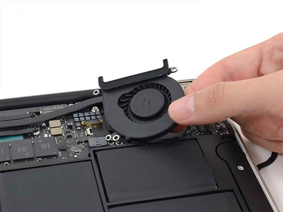 MacBook Fan Replacement