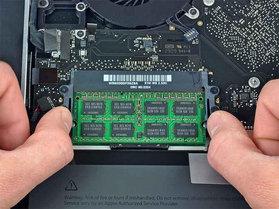 MacBook RAM Upgrade