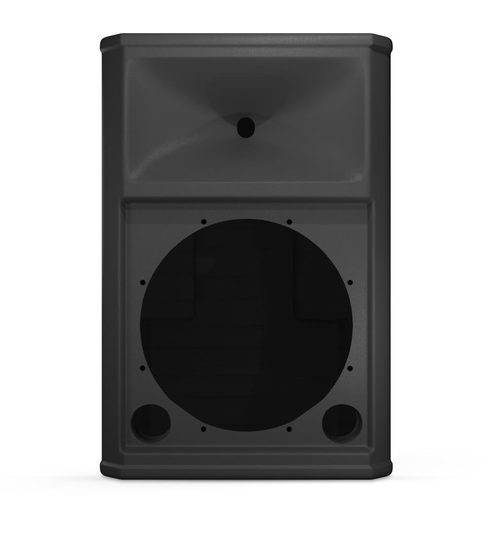 PA Speaker Plastic Cabinet