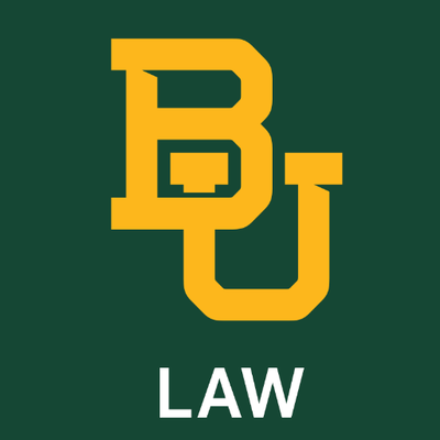 Baylor Law logo