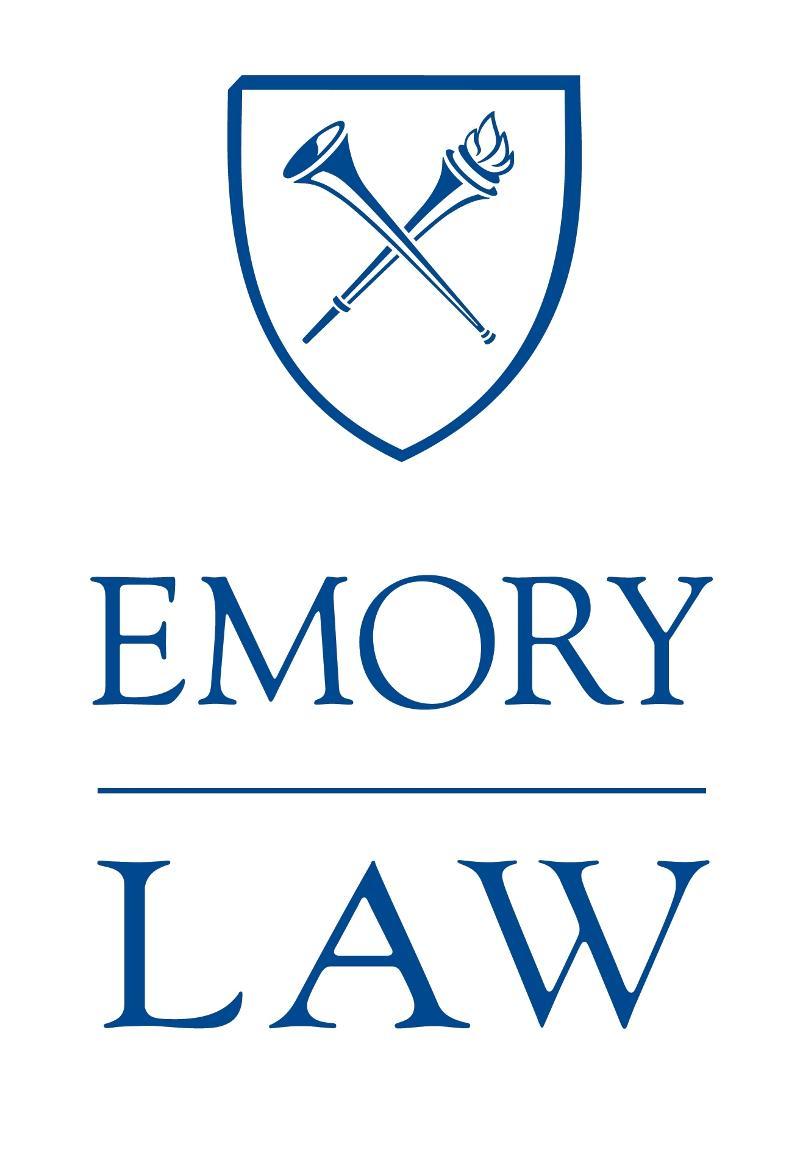Emory Law logo