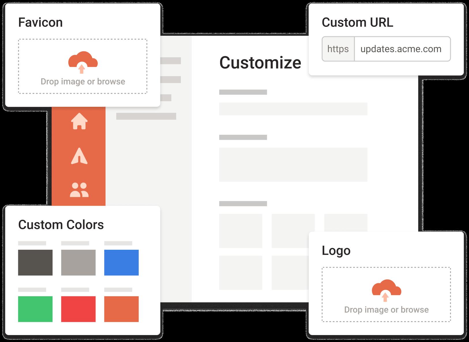 LaunchNotes customization