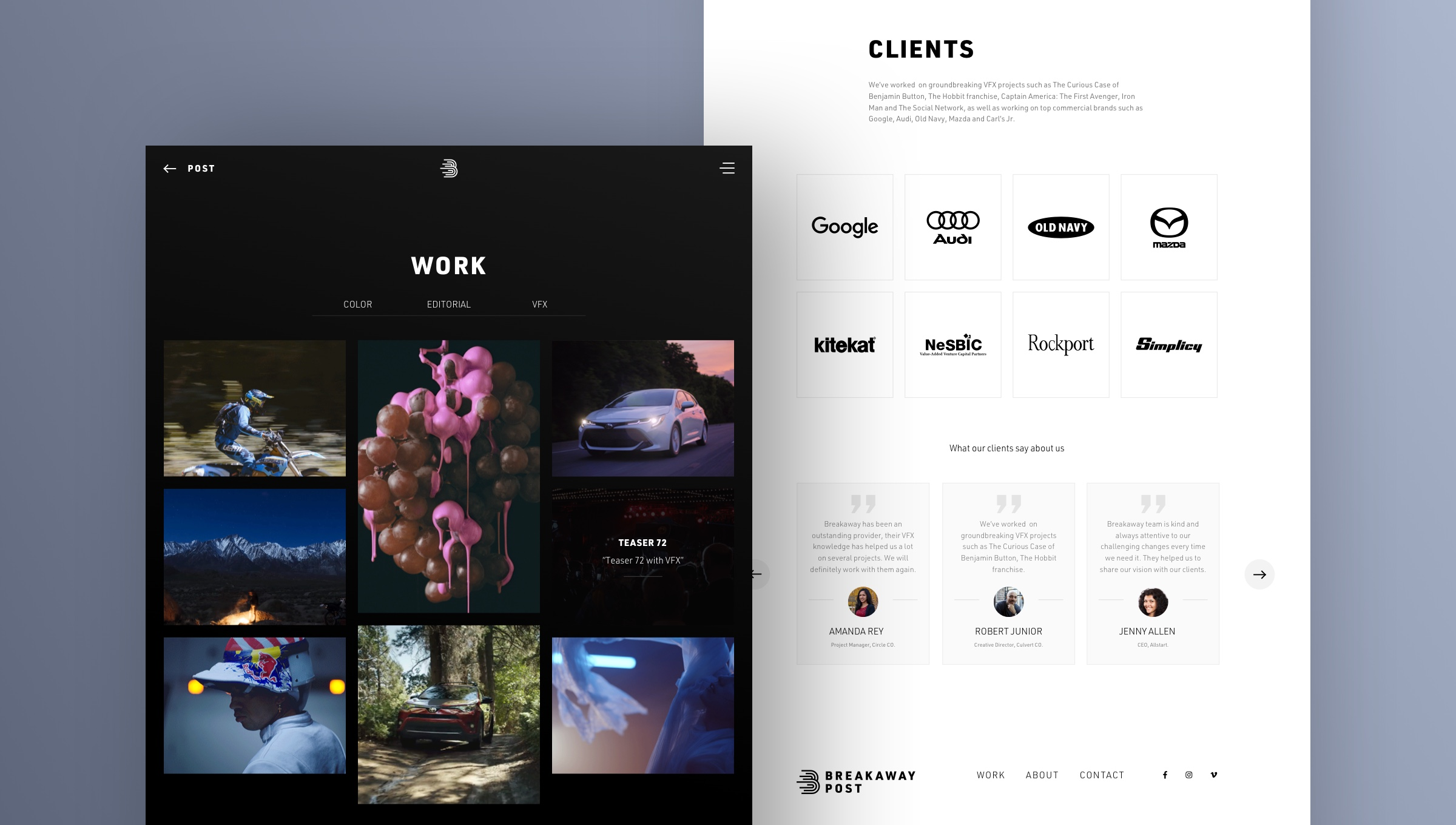 Breakaway Web Design