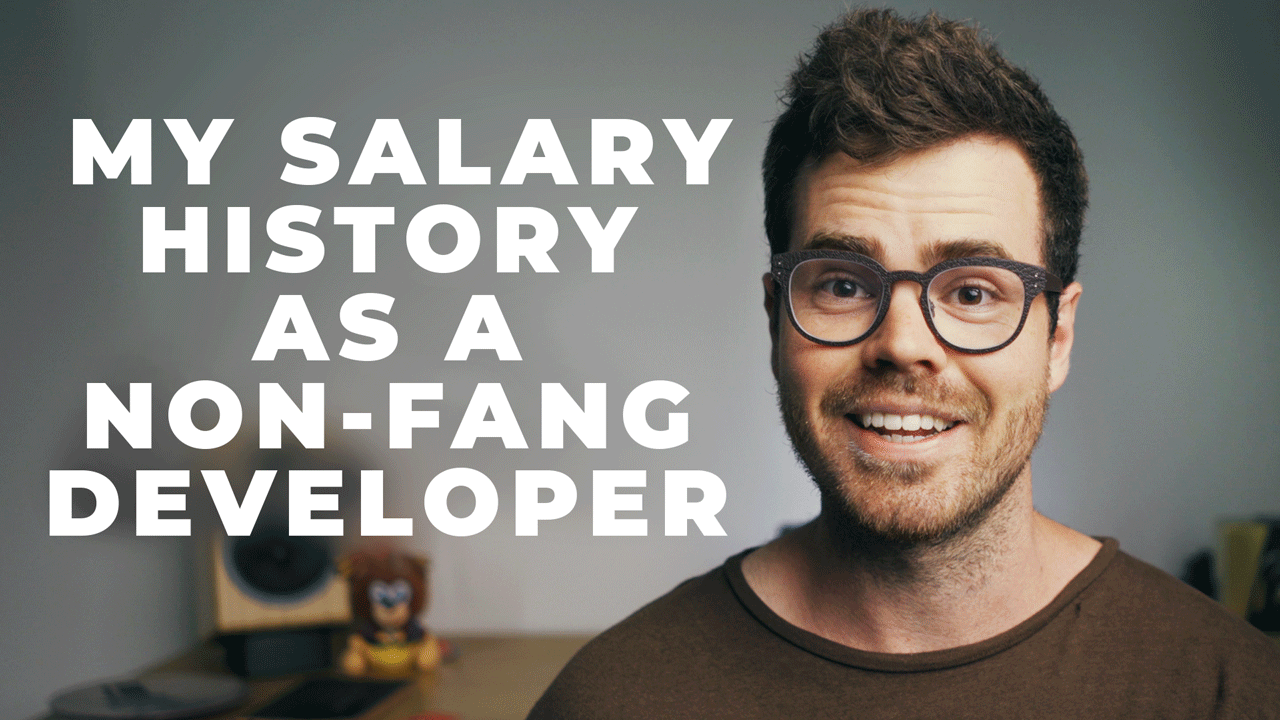 My Salary History as a Front End Software Developer