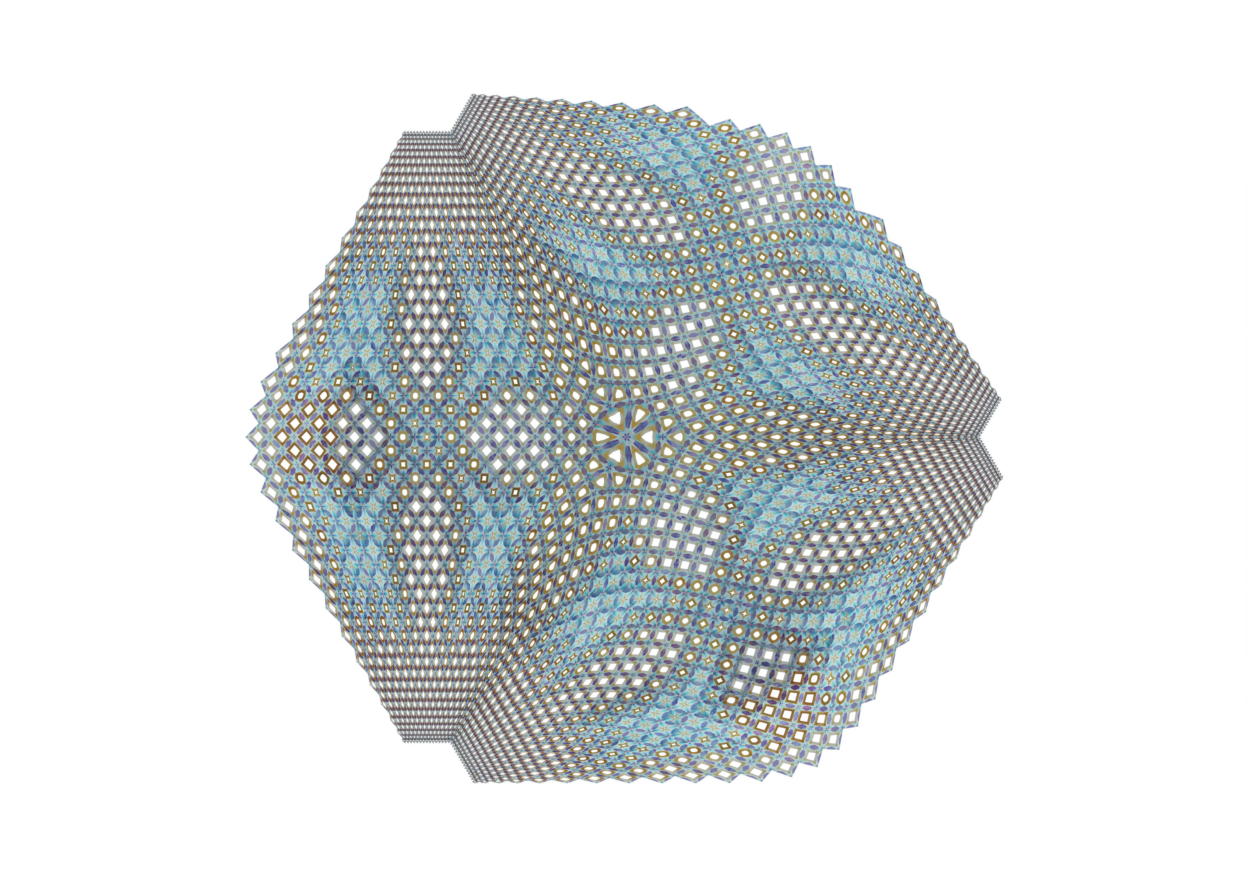 Figure 3.170 prototype pool shell bottom