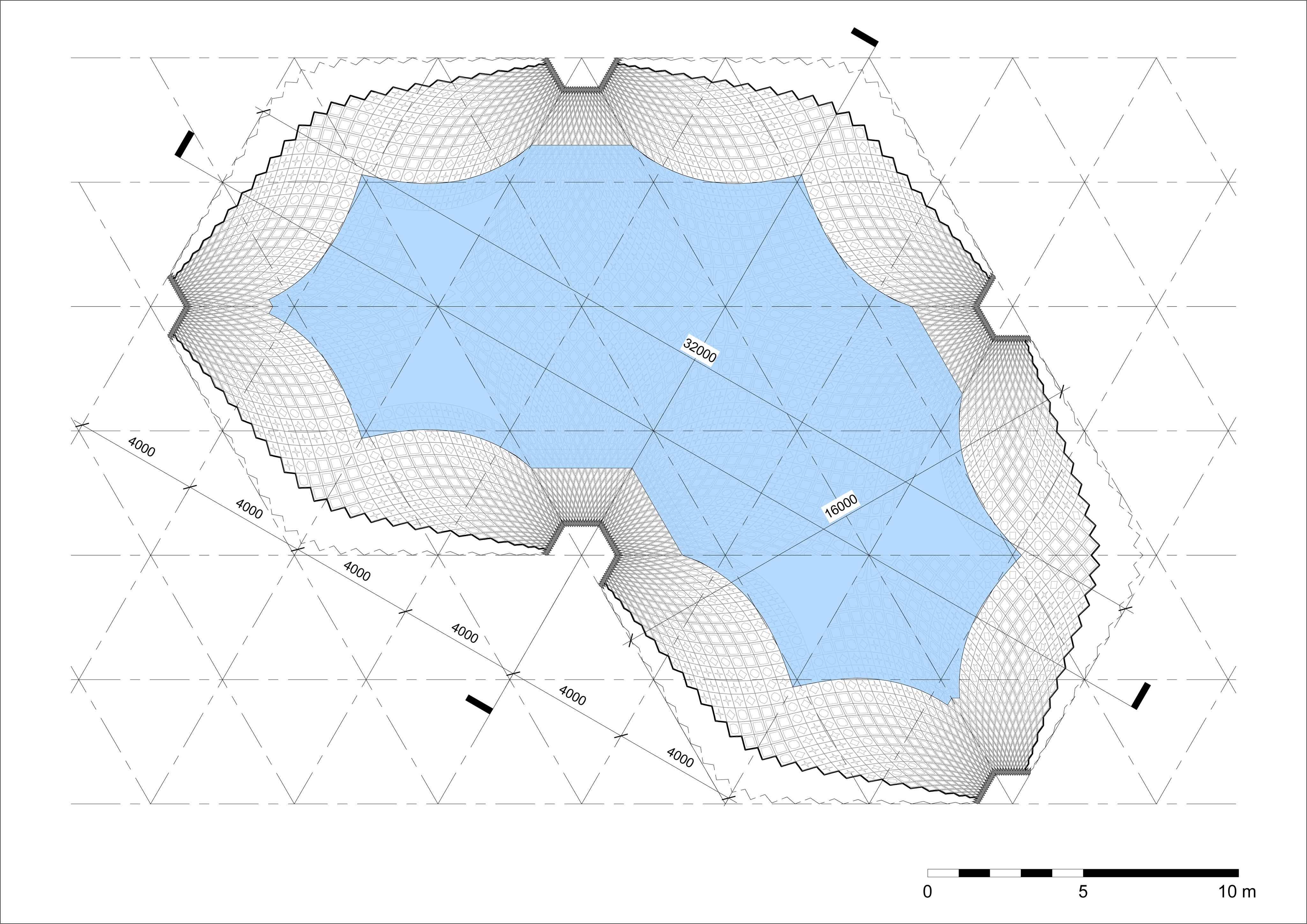 Muqarnas - Sheet - A201 - Pool - Plan