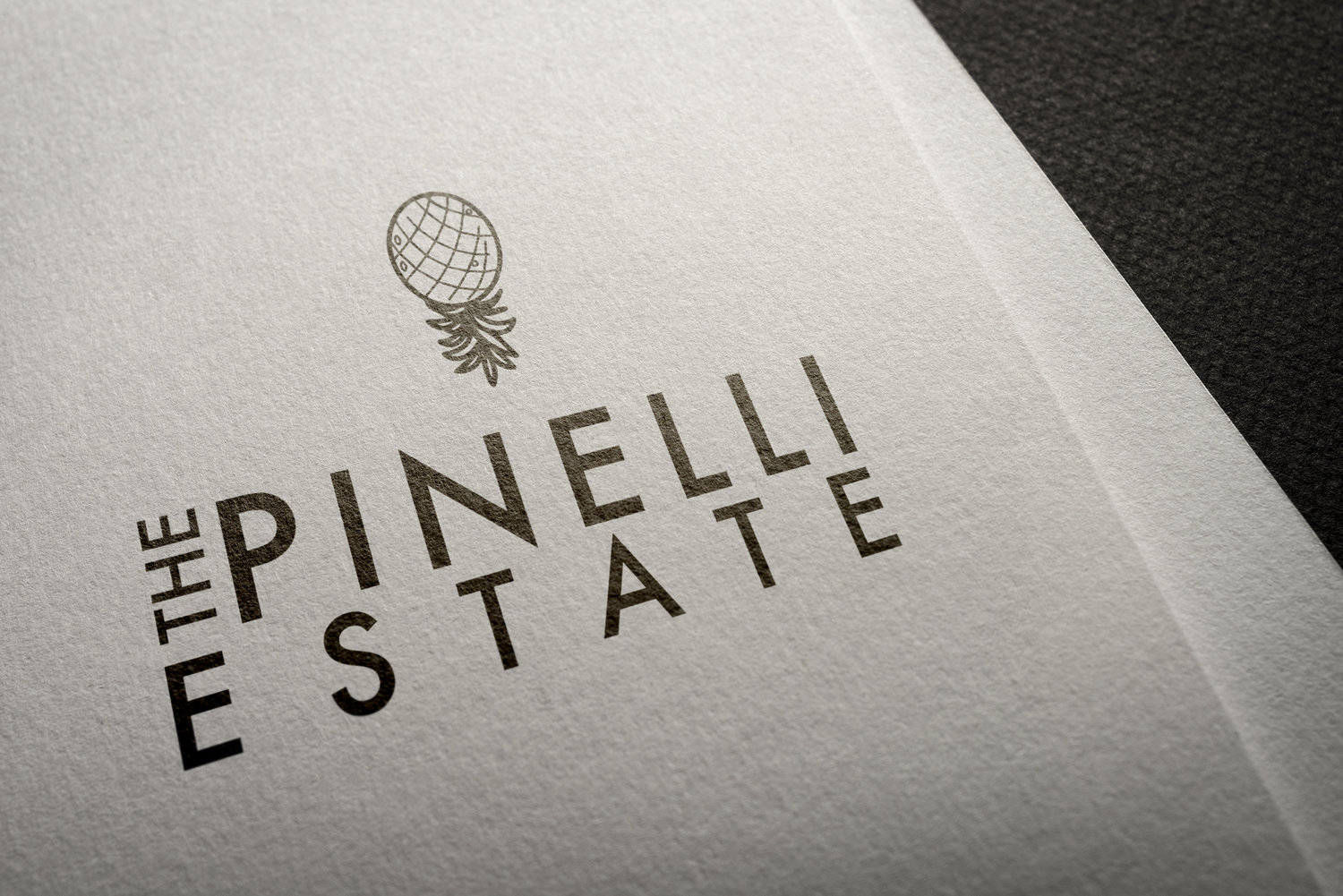 The Pinelli Estate logo