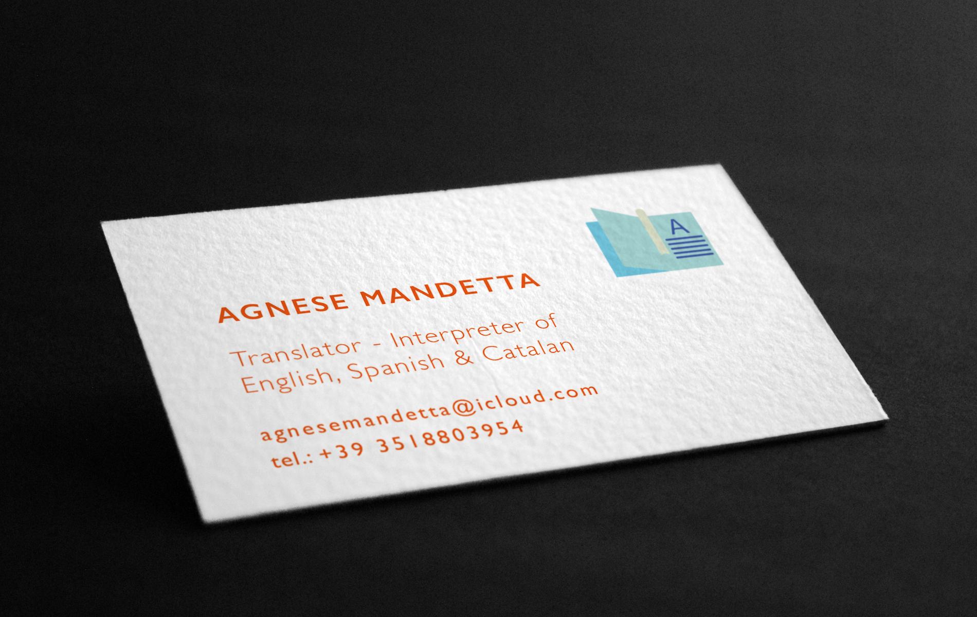 Agnese Mandetta
