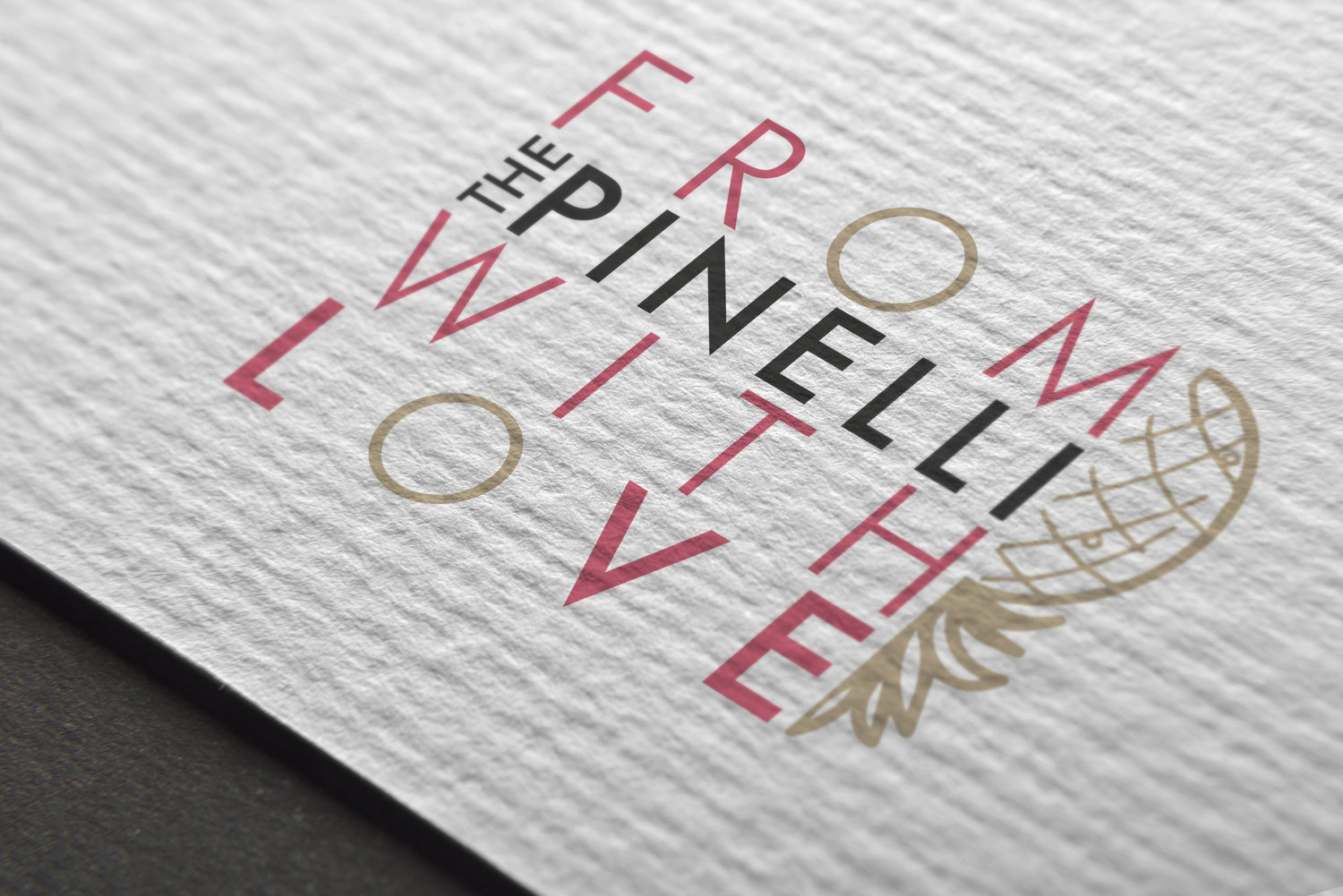 From The Pinelli with Love logo