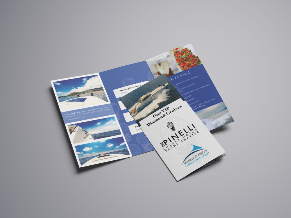 The Pinelli brochure