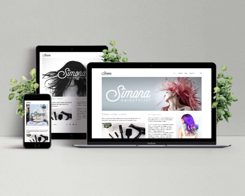 Simona websites