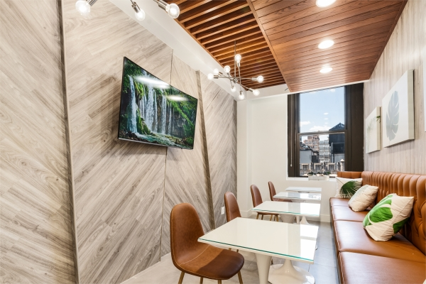 daily office space rental NYC