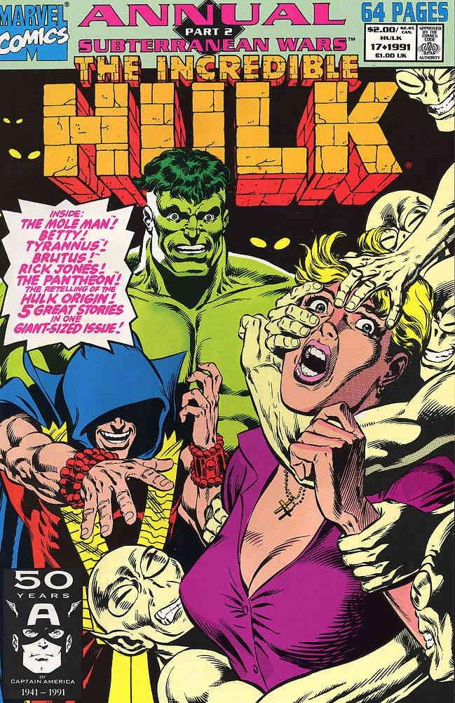 The Incredible Hulk Annual #17