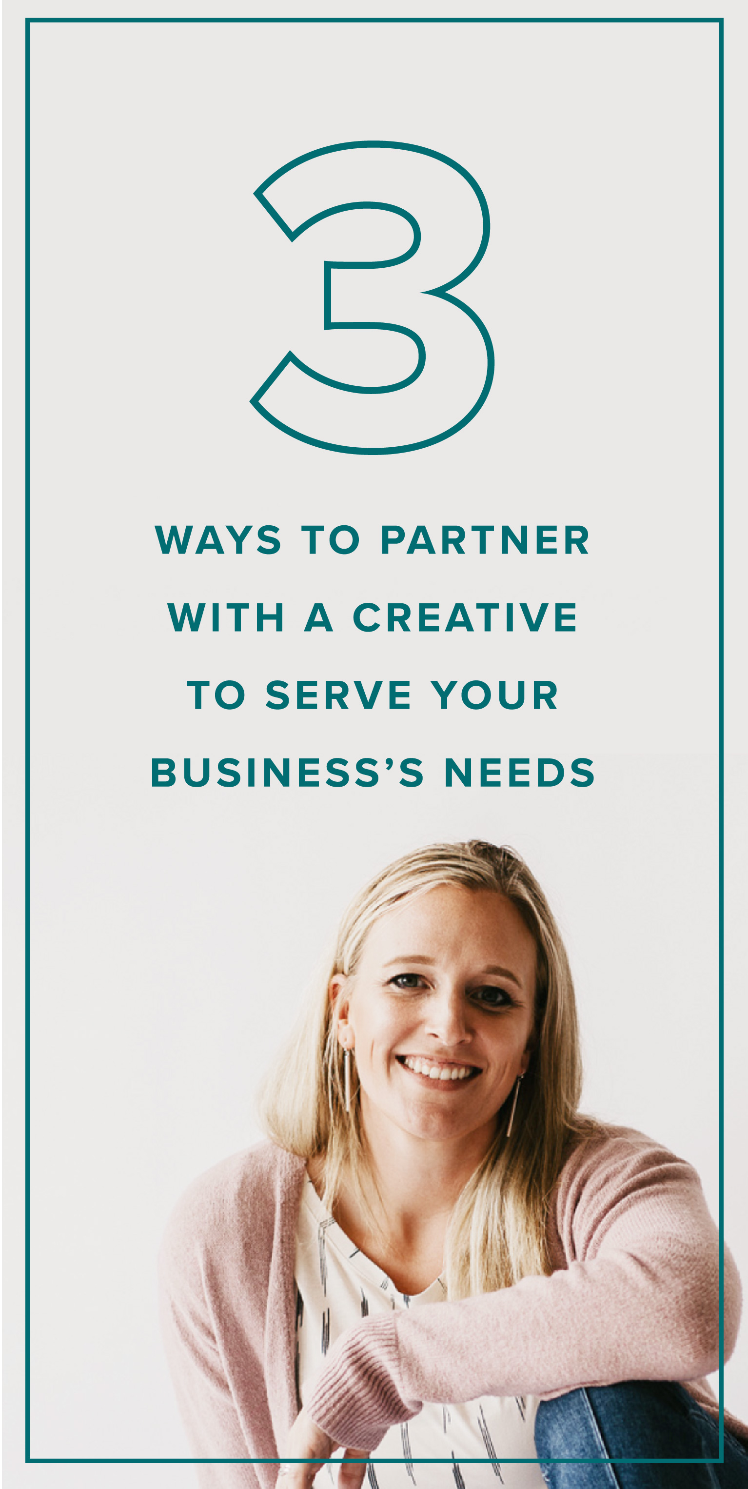 how to partner with a designer