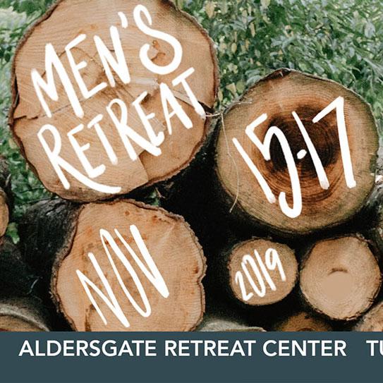 mens retreat design