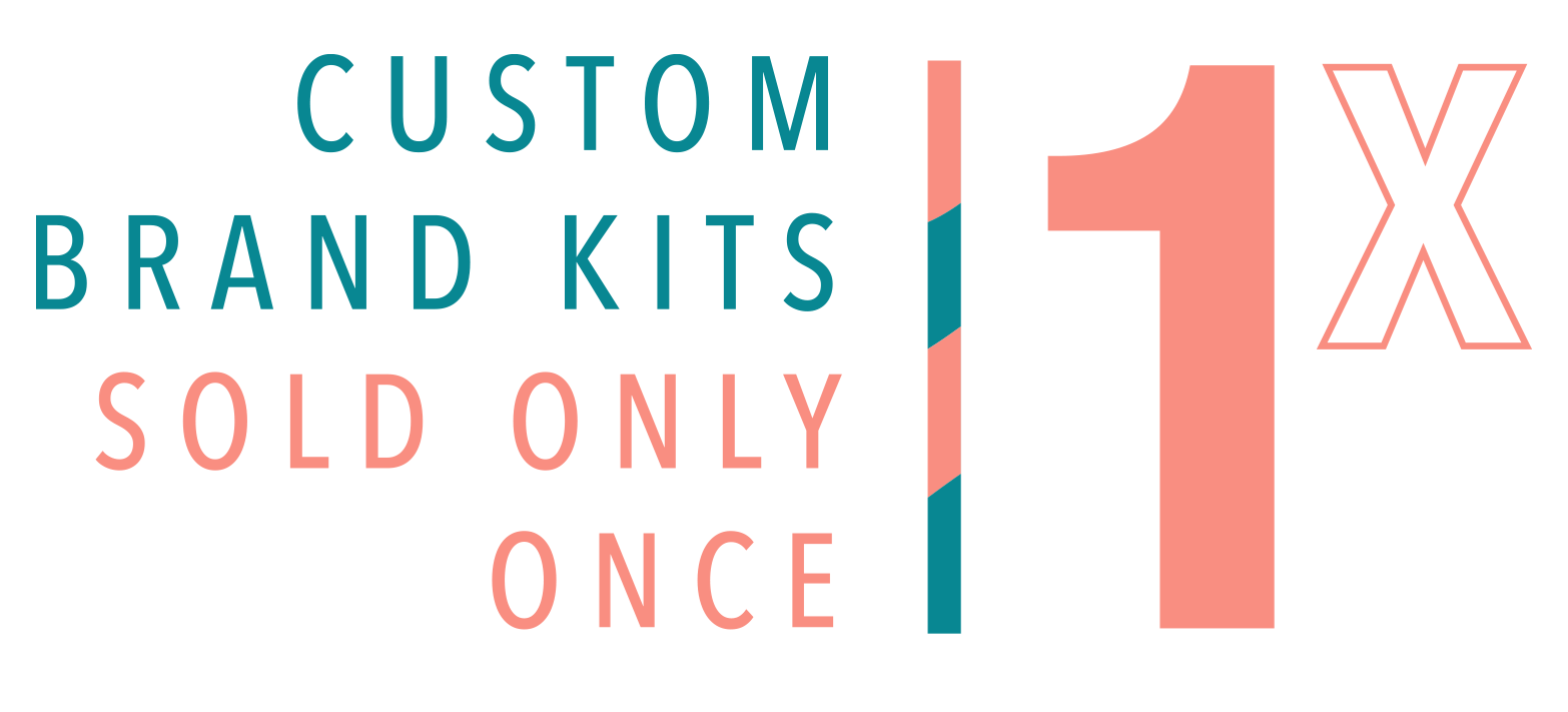 custom brand kits sold once