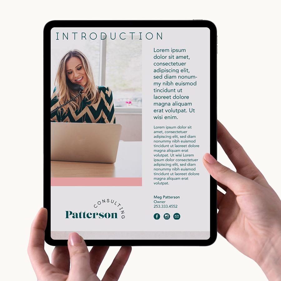 ebook design
