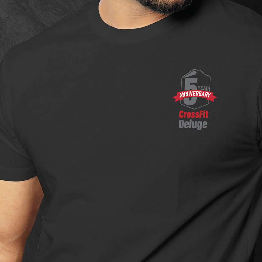 CrossFit tshirt design