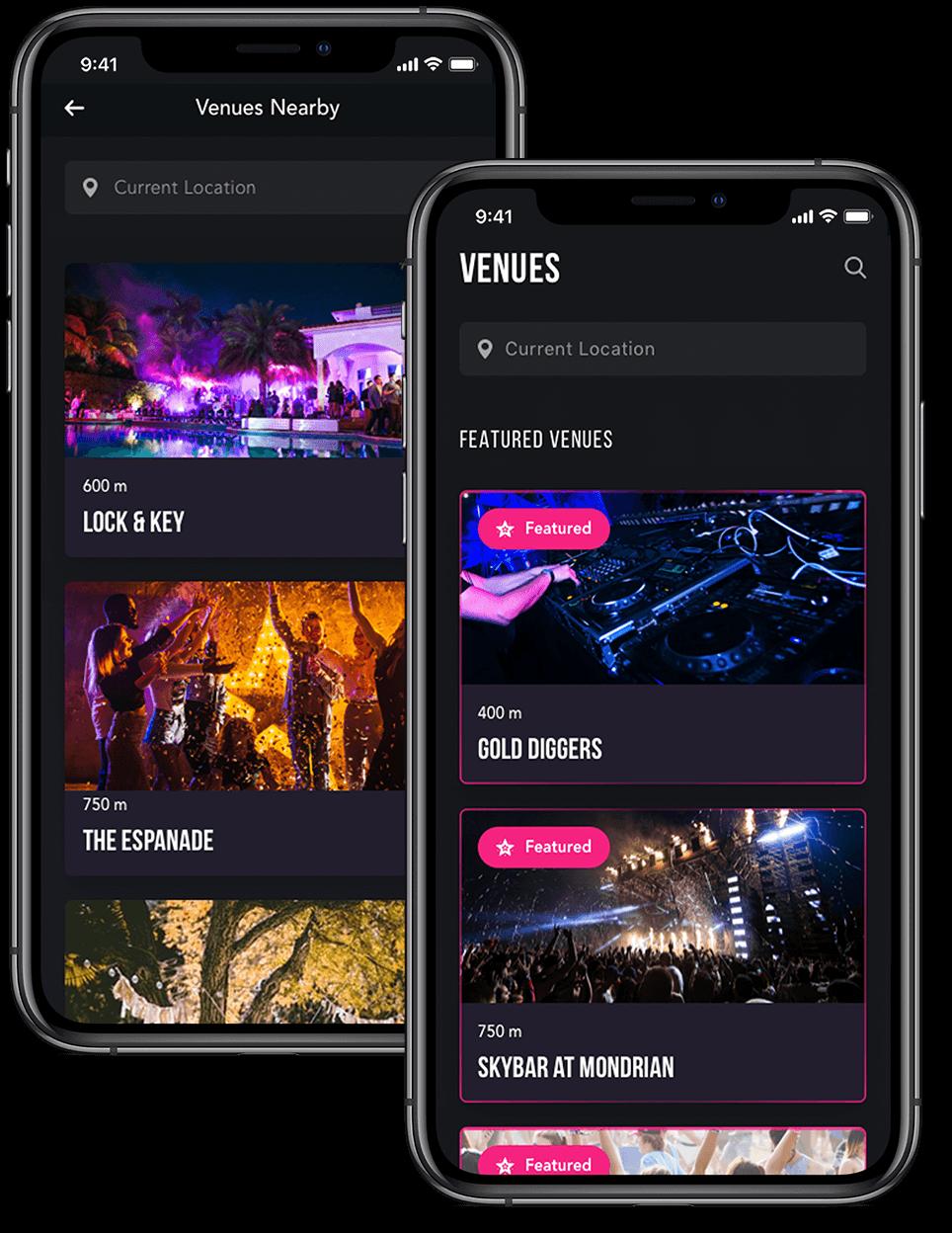 Mobile Phone Screenshot