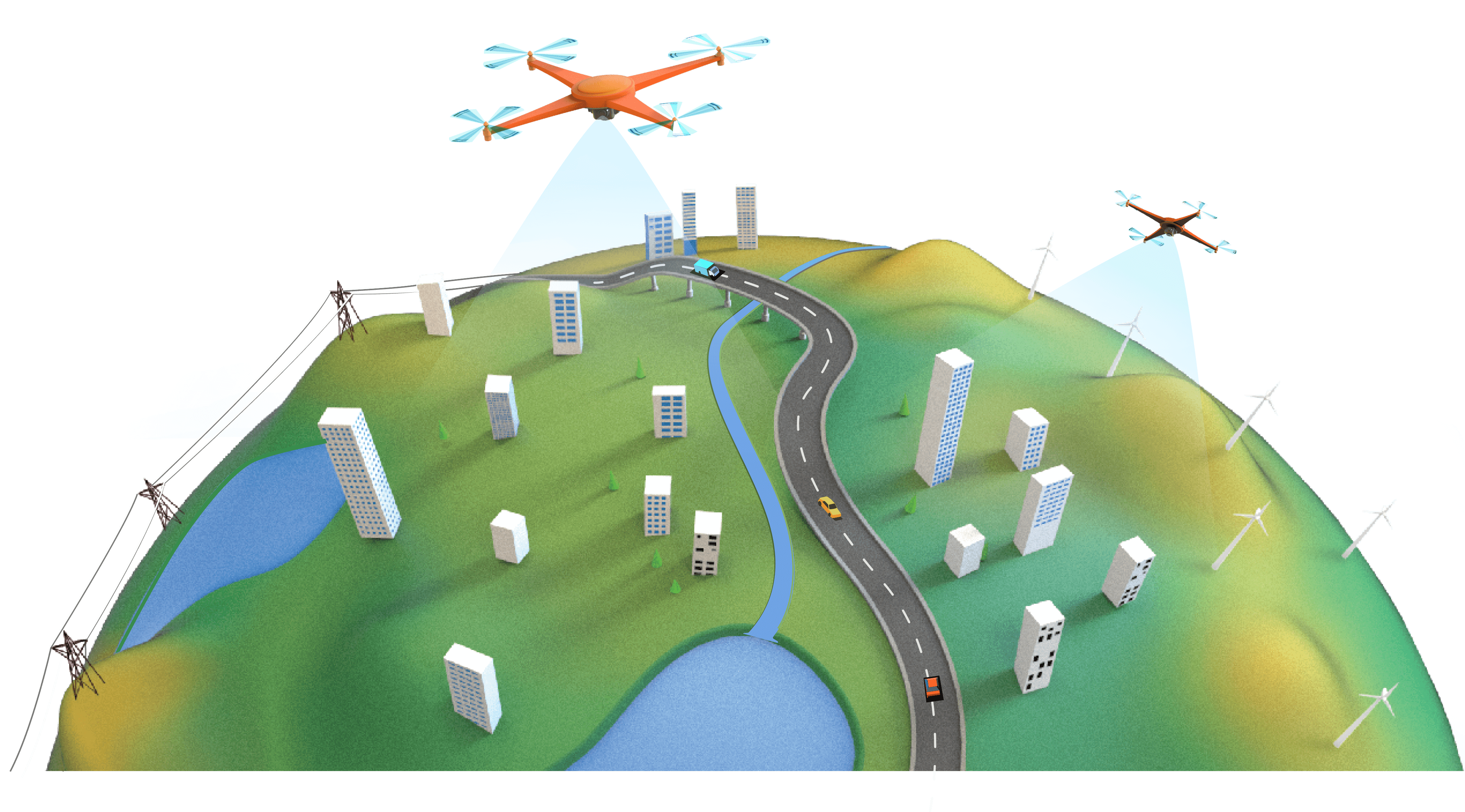 Drone Solutions for the enterprise