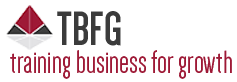 Training Business for Growth Logo