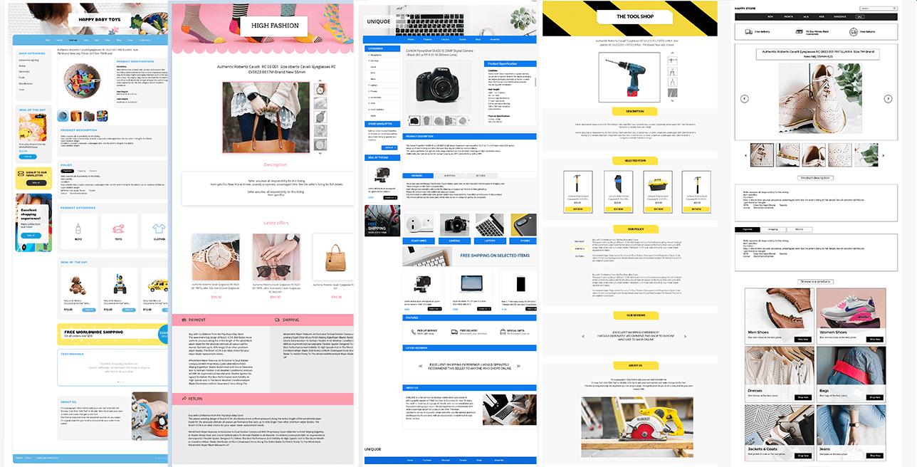 Ebay Templates Designer Ebay Selling Templates 2020