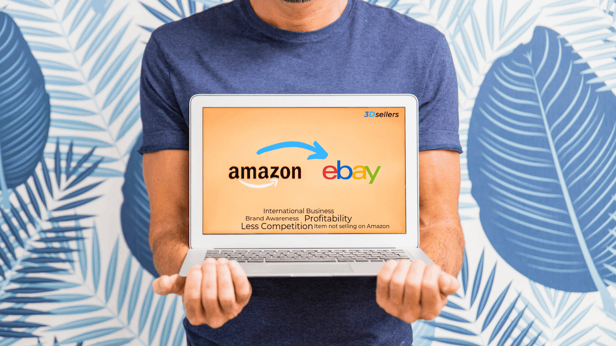 3dsellers 5 Reason Why Amazon Sellers Should Start Selling On Ebay