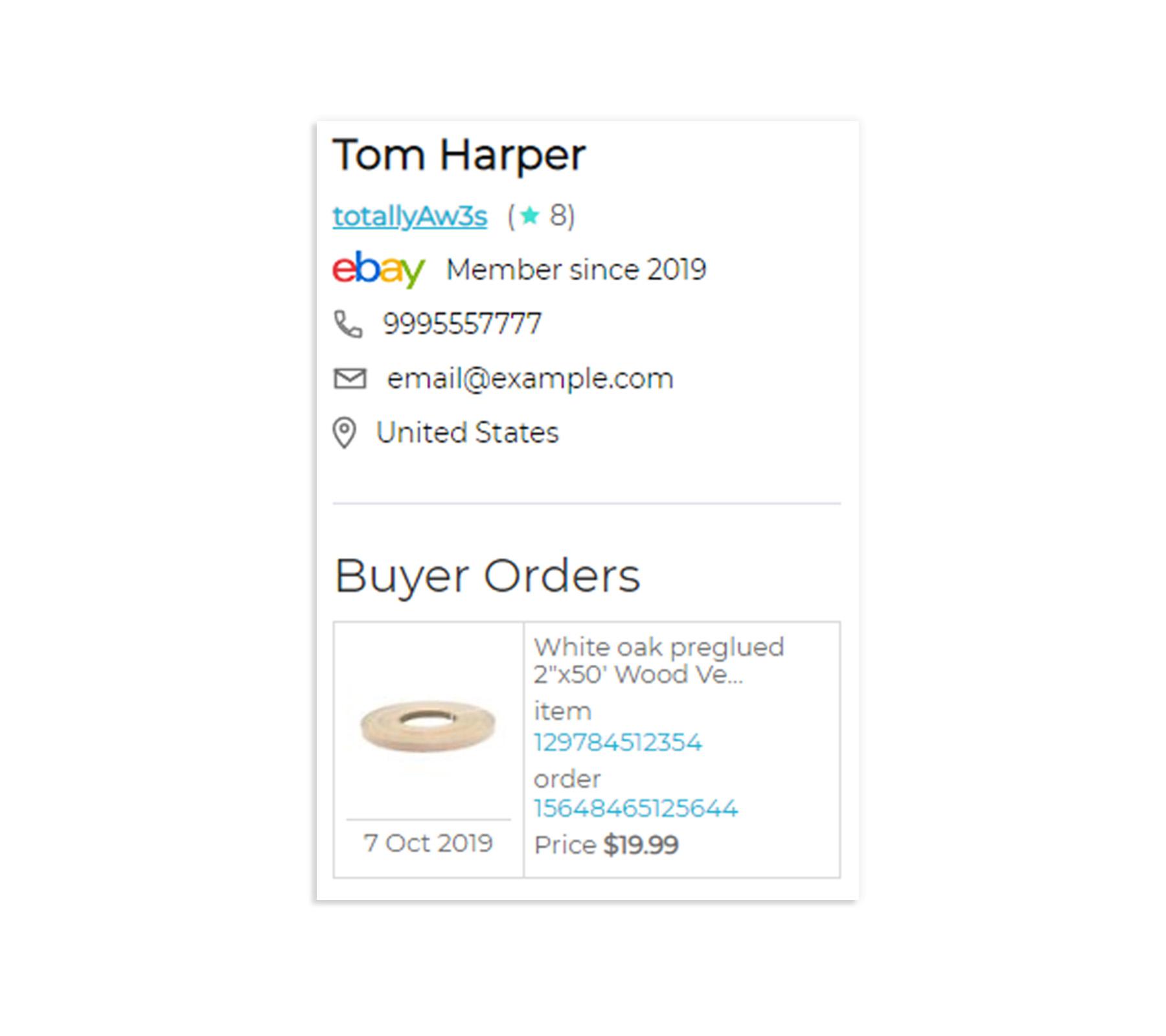 Ebay Messages Crm Helpdesk Manage Communication