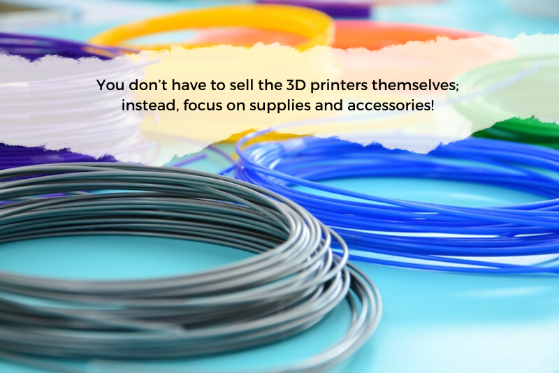 3d priting accessories are trending on ebay
