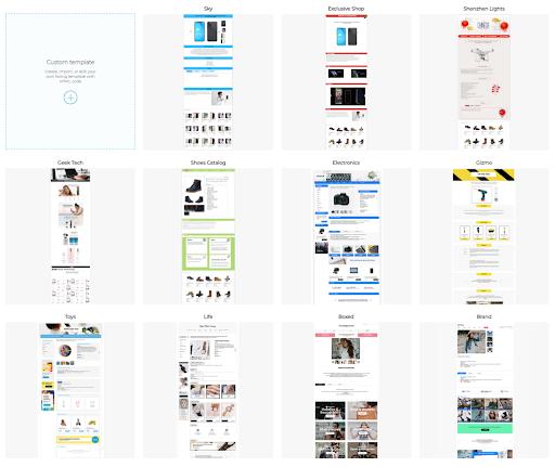 3Dsellers eBay Listing Designer templates