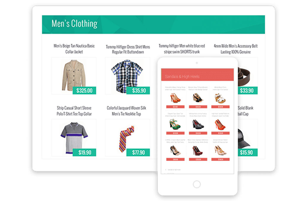 3Dsellers PDF Catalog to showcase eBay Items